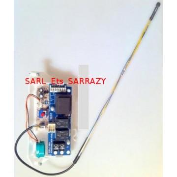 Thermostat électronique monophasé 070215